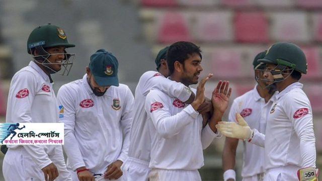 চূড়ান্ত টেস্ট দল ঘোষণা - বাদ পড়লেন নাঈম!