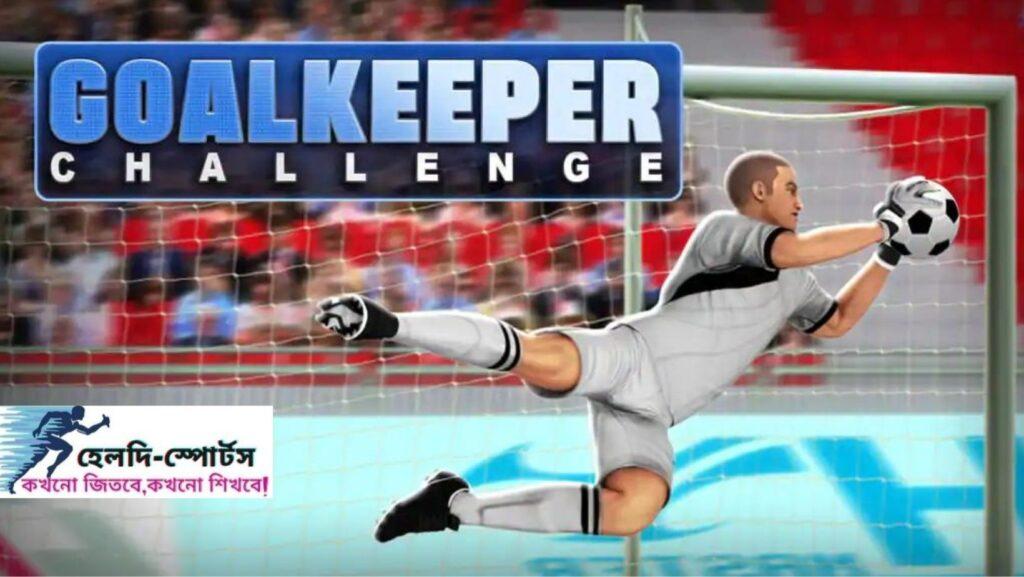 Goalkeeper challenge online Game